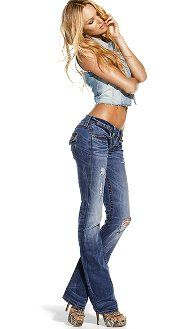 03496adb1b9 Women's Jeans. Sexy Denim Jeans. Bootcut, Skinny, Stretch & Low-Rise at  Victoria's Secret