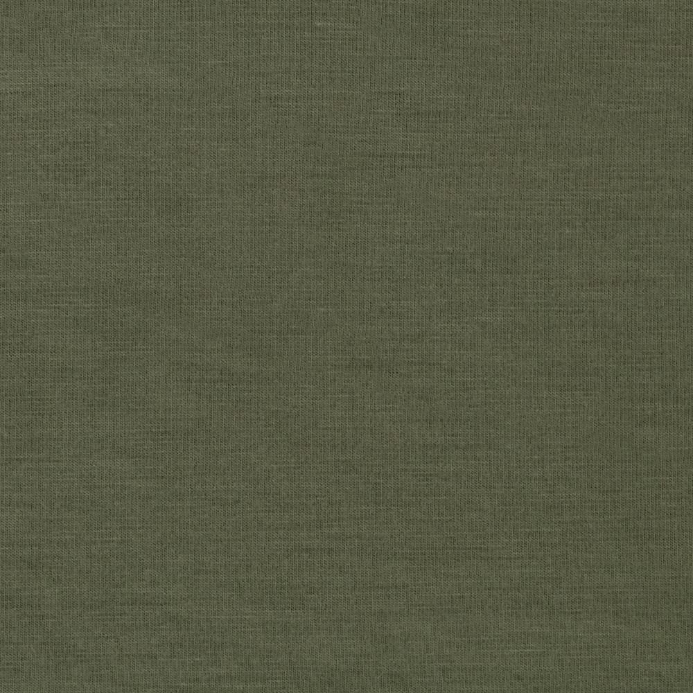 Telio Stretch Bamboo Rayon Jersey Knit Army Green