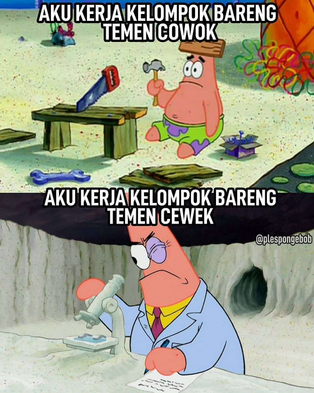 Pin Di Spongebob Memes