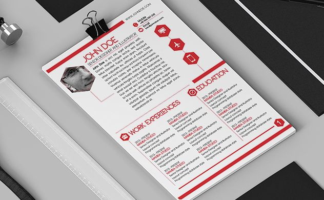 Tech Resume is a professional CV, great for your business - tech resume