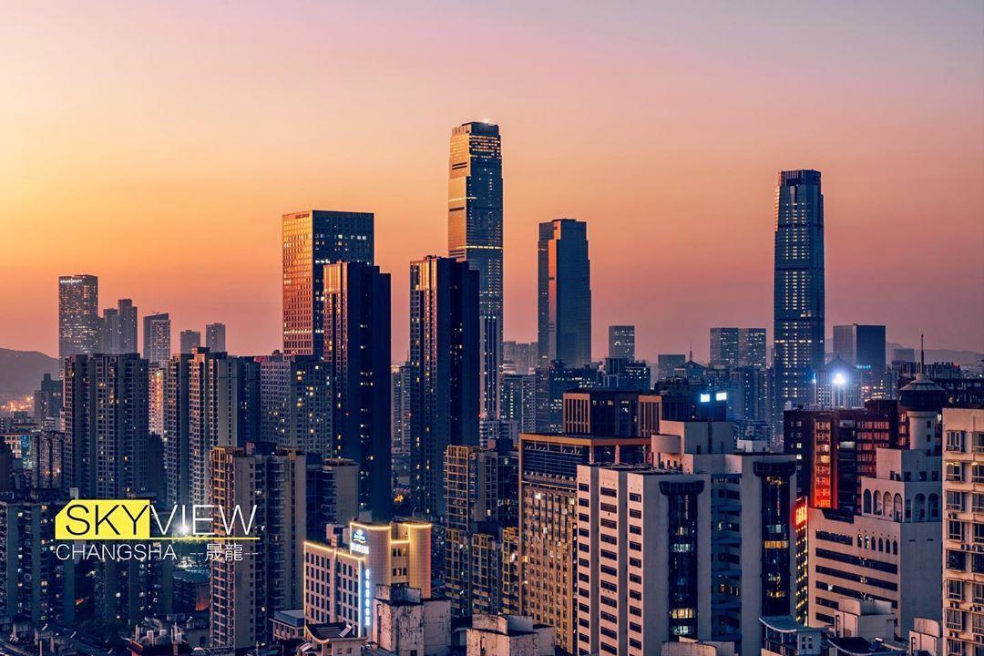 CHANGSHA SHOW / - [ ] #vsco #instagram #city #hunan#changsha#china #china #street #oldstreeneedt #histori…   New york skyline. San francisco ...