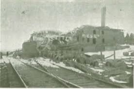 Aftermath of Halifax Explosion 1917