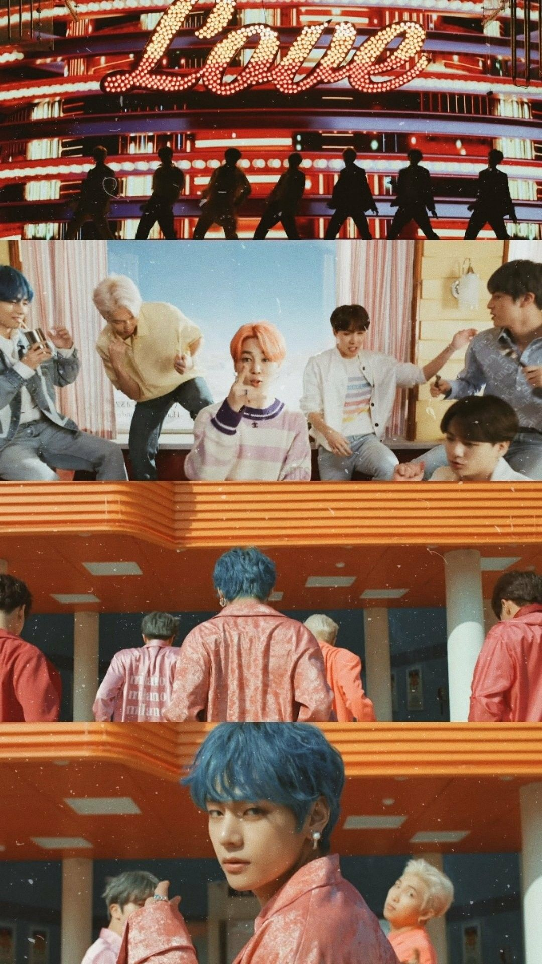 Bts Boy With Luv Feat Halsey Boywithluv Wallpapers Bts Wallpaper Bts Boys Bts Photo Bts wallpaper boy with luv