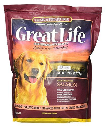 Great Life Grain And Potato Free Dog Food Formula You Can Get