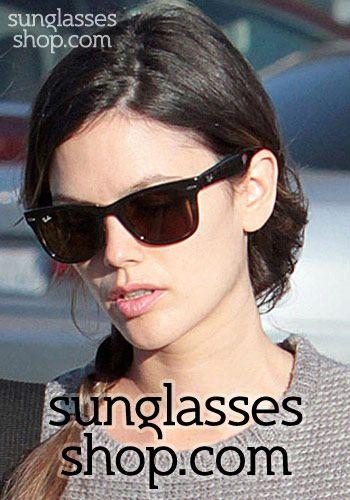 Ray Ban 2140 Wayfarer Tortoiseshell 902 50 Mm Medium Celebrity Sunglasses Celebrity Style Ray Ban Highstreet
