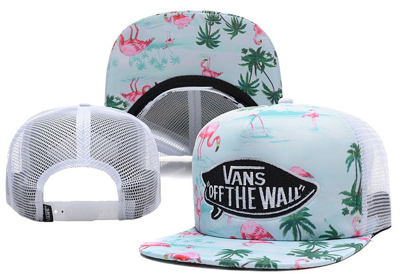 vans of the wall mujer