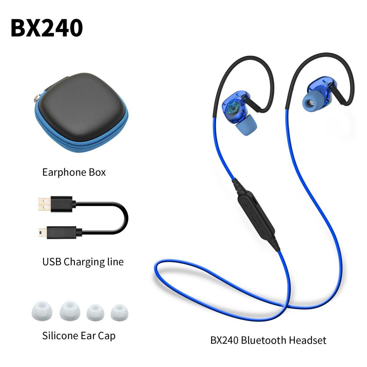 Click To Buy 2017 Plextone Bx240 Wireless Bluetooth Headset Ipx5 Original Remax Rm S1 Pro Sport In Ear Earphone Waterproof Headphones