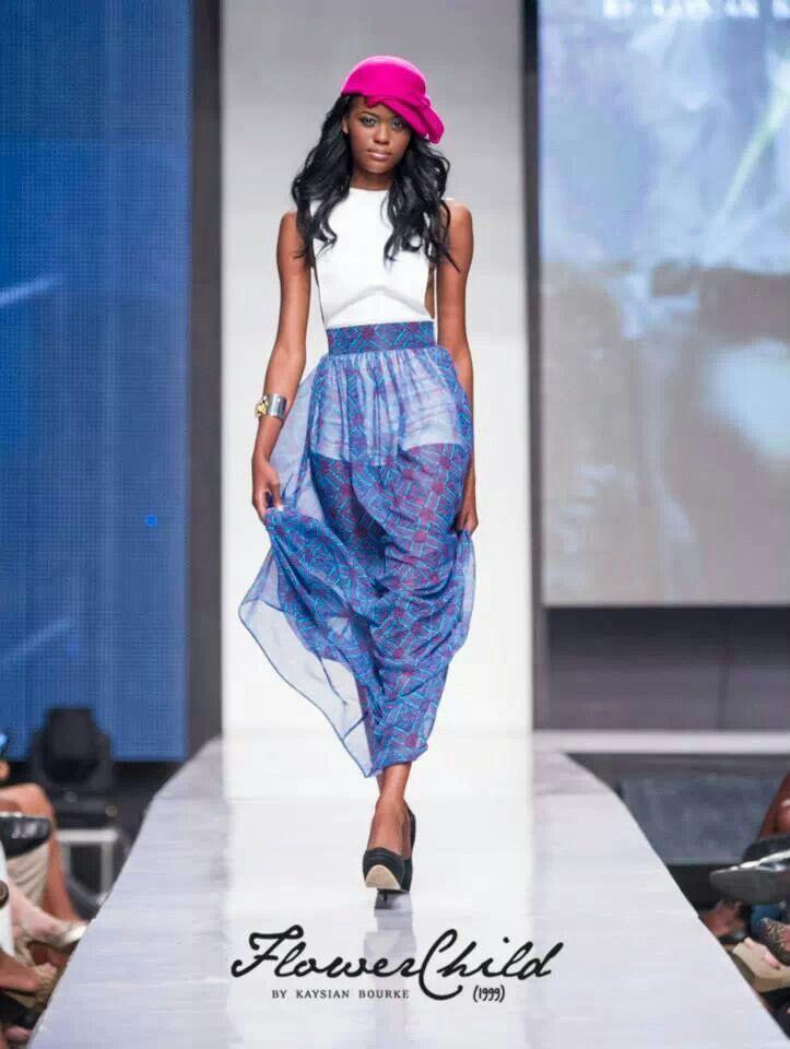Romper and beach skirt