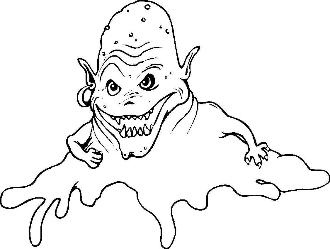 Monsters Have A Scary Face Coloring Pages For Kids Cz9 Printable Monsters Coloring Pages For Kids Monster Coloring Pages Coloring Pages Free Coloring Pages
