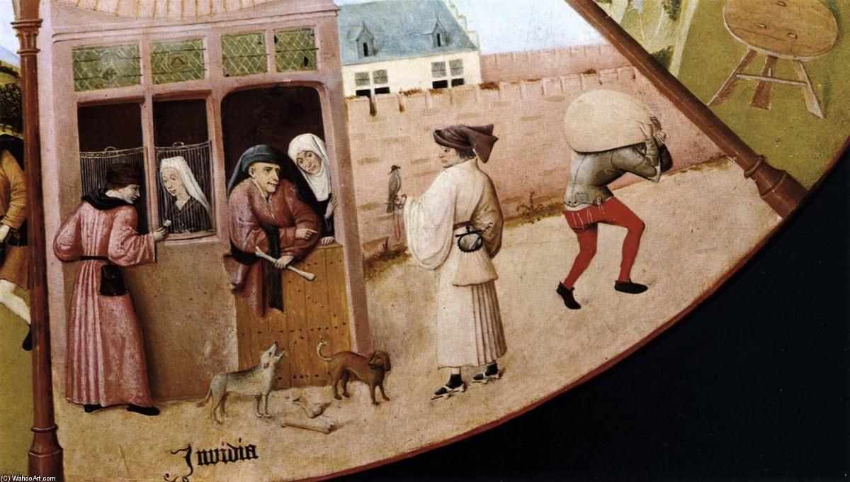 The Seven Deadly Sins - Jérome Bosch