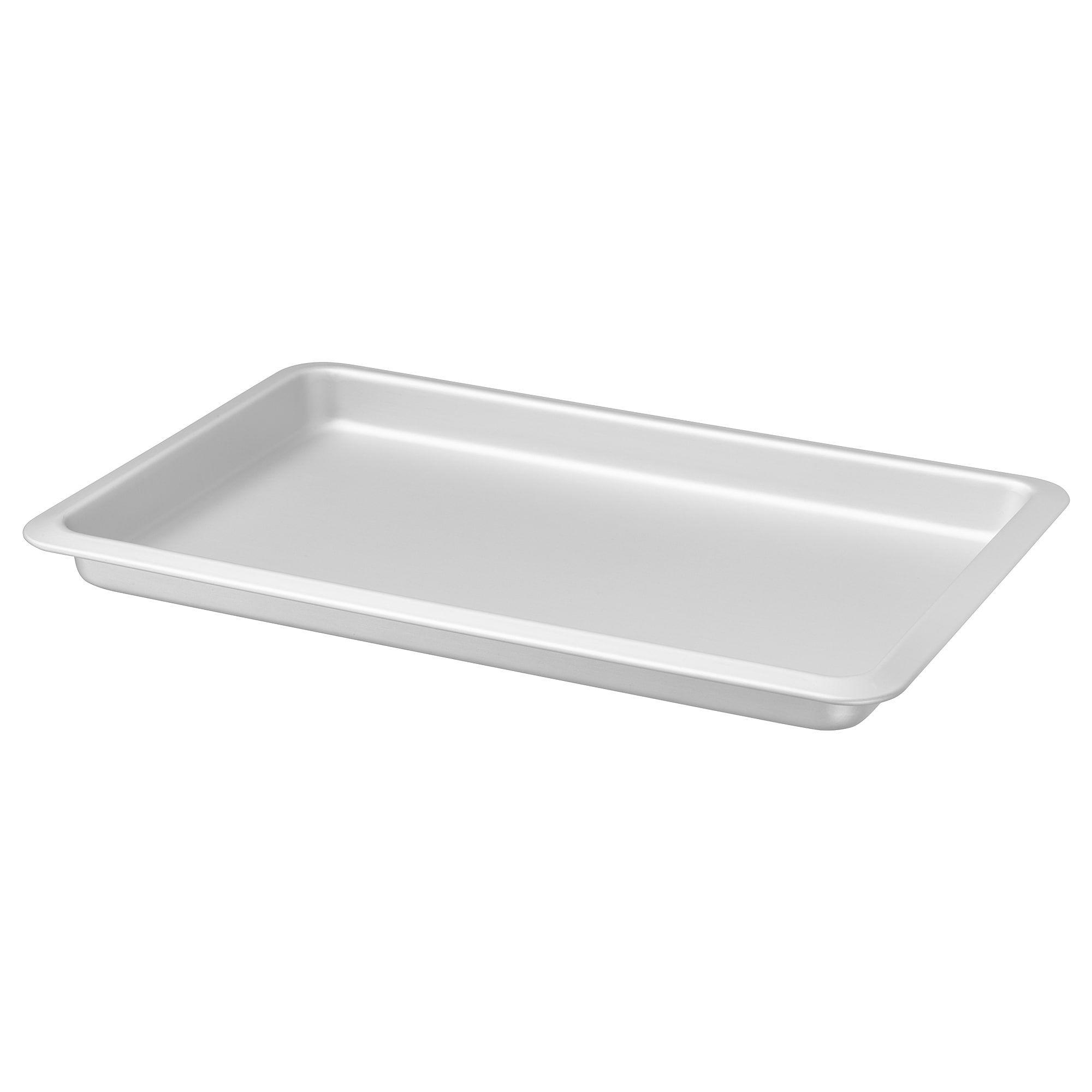 Vardagen Baking Pan Silver Color 15x10 2 Qt Baking Tins Ikea Vardagen Baking Pans