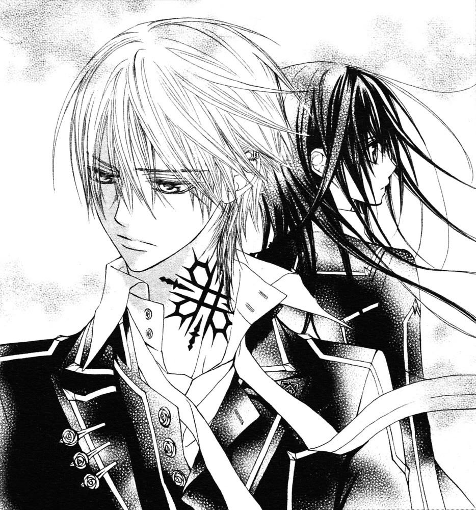 Vampire knight | Anime | Pinterest | Páginas para colorear y Colorear