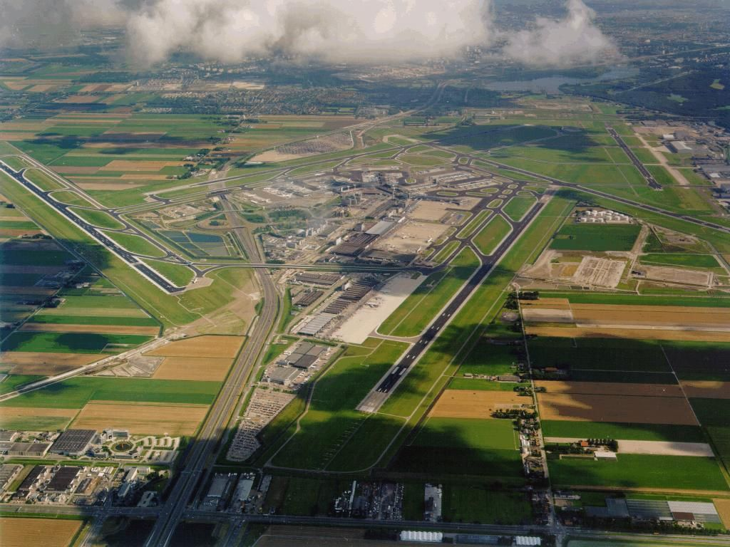 Ams Amsterdam Schiphol International Airport Skyscrapercity