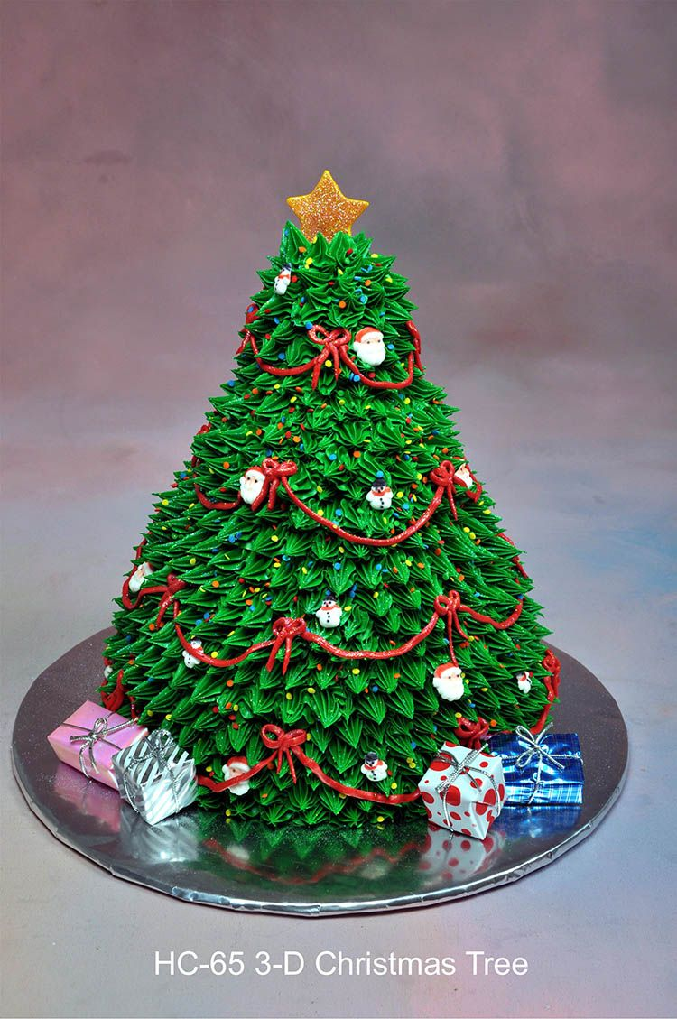 3D Christmas cakes | ... 3d christmas tree cake displaying 18 images for 3d
