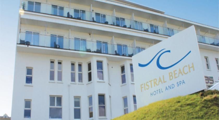 Best Deals For Hotel Fistral Beach And Spa Newquay Uk Booking Com Fistral Beach Hotel Beach Hotels Hotel