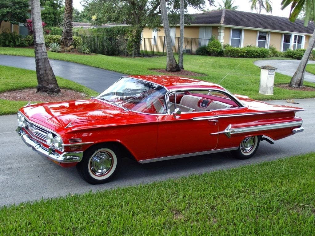 1956 chevrolet belair mjc classic cars pristine - Znalezione Obrazy Dla Zapytania Chevrolet Impala 60