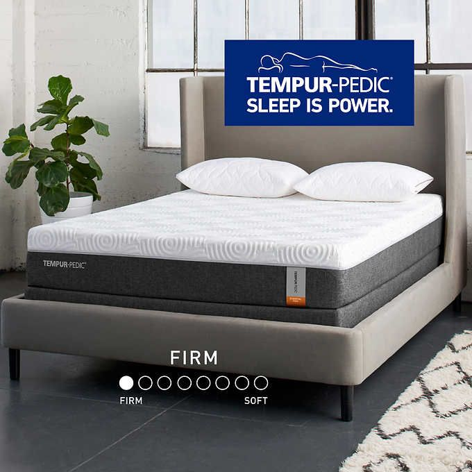 Tempur Pedic Essential Firm 10 Quot King Mattress With Foundation