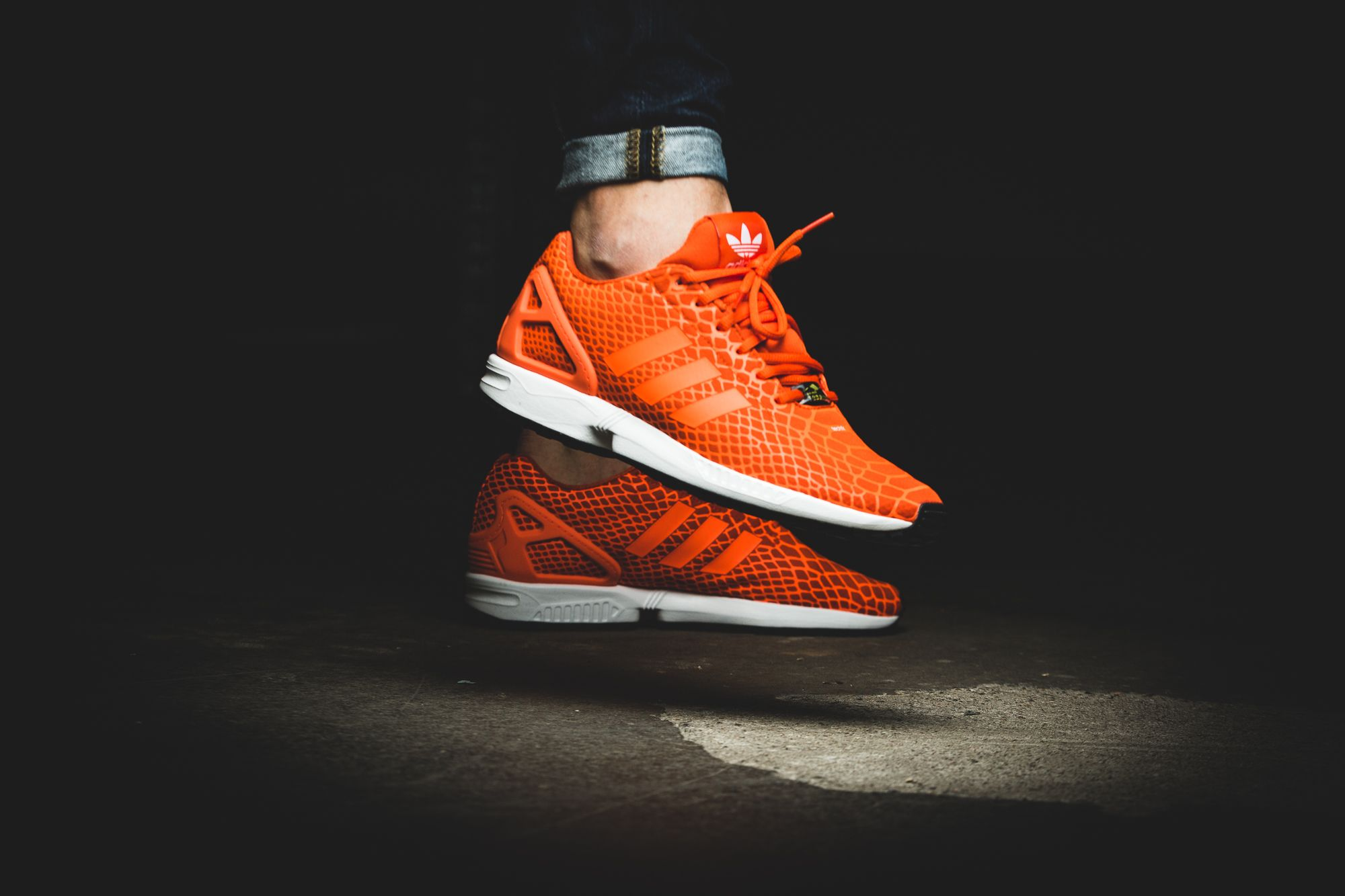 The adidas Originals ZX Flux Techfit is available at our