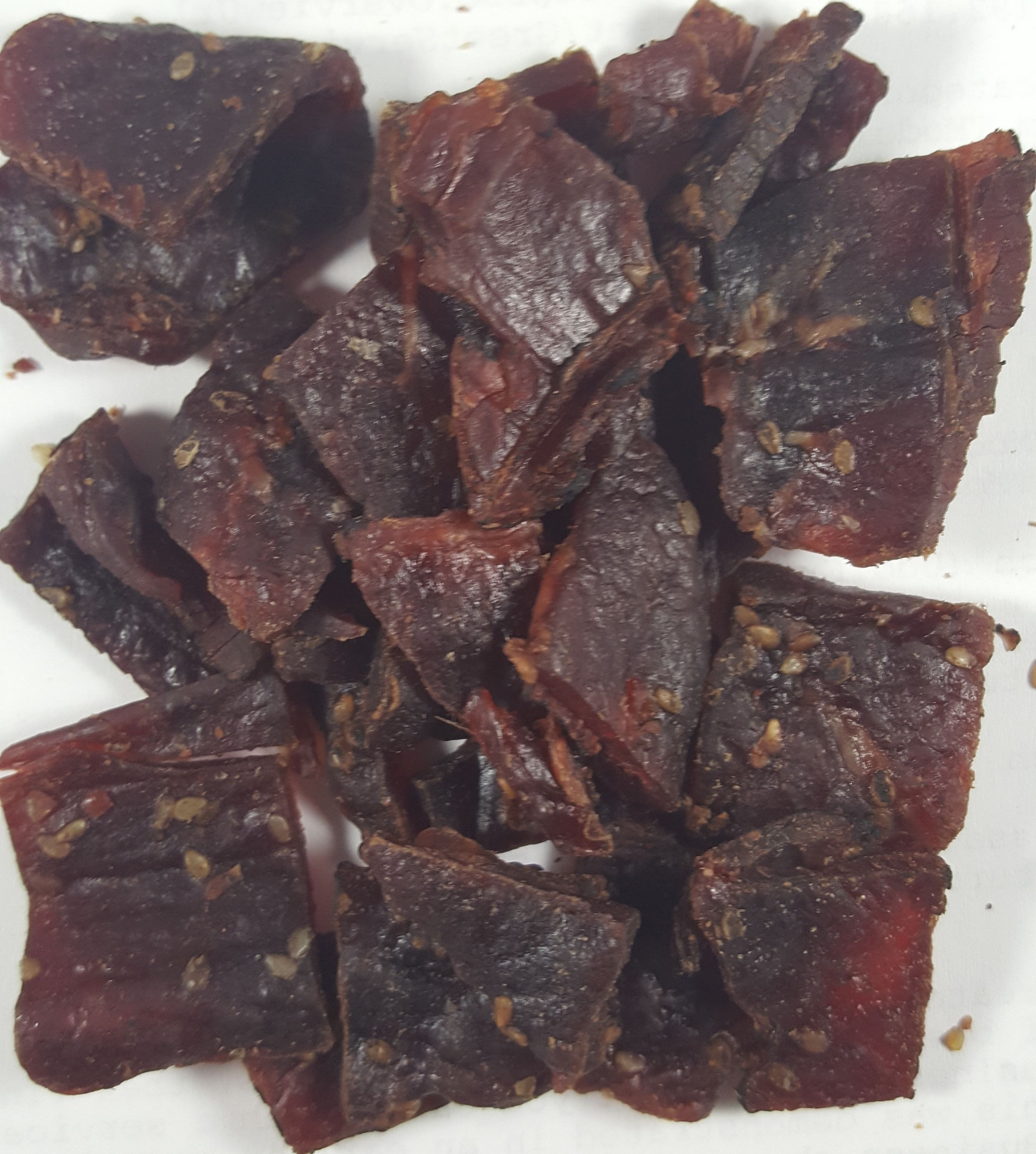 Lorissa S Kitchen Canada Korean Barbecue 100 Grass Fed Beef Jerky Beef Jerky Grass Fed Beef Jerky Grass Fed Beef