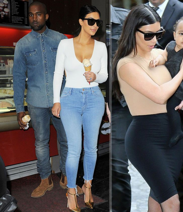 Neutral Is The New Black: Kim Kardashian And Eva Longoria France Fashion - Neutral Is The New Black: Kim Kardashian And Eva Longoria France