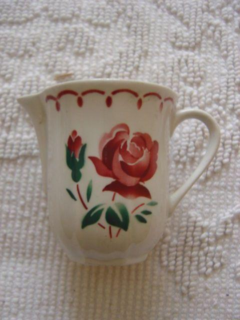 Pichet Cruche Digoin Sarreguemines Avec Images Porcelaine