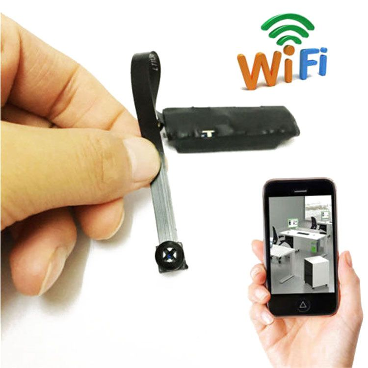 1080P MINI WIFI Spy Hidden Home Security Camera Small IP Cam Micro Nanny DVR