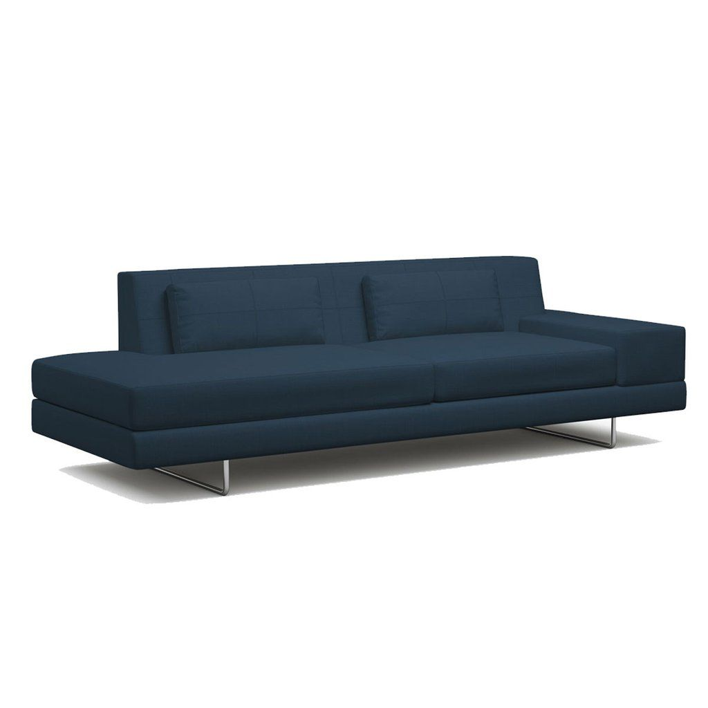 Jennifer Convertibles Hamlin One Arm Sofa with Chaise $ 2199.99  sc 1 st  Pinterest : jennifer convertibles chaise - Sectionals, Sofas & Couches