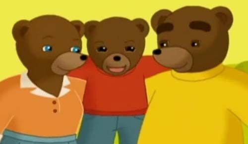 Papa maman et petit ours petit ours brun petit ours - Petit ours brun et sa maman ...
