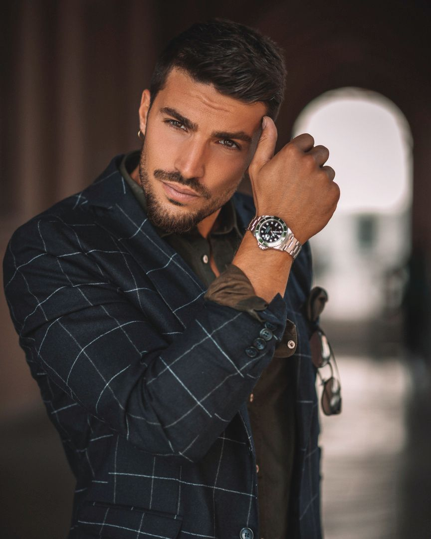Hair Bello On Instagram Shop Marianodivaio Limited Edition Hairstyle Collection Only On Hairbello Handsome Italian Men Beautiful Men Faces Beautiful Men