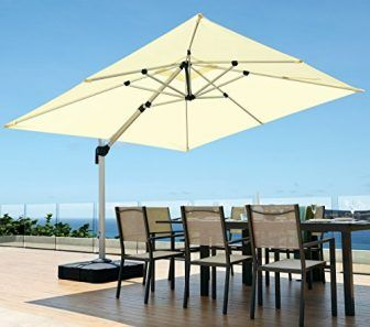 Pub & Beer Garden Furniture and Accessory Ideas #largeumbrella