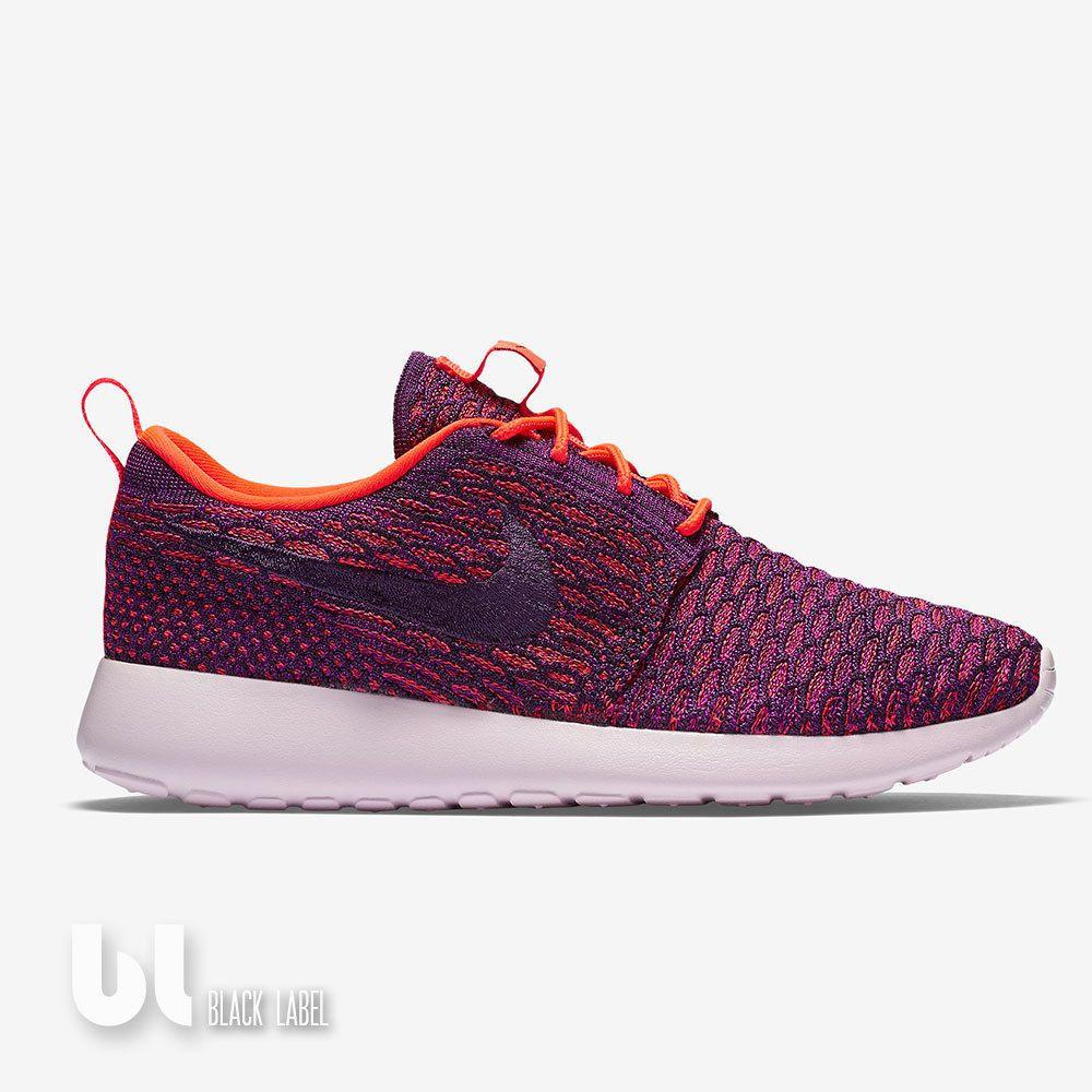 Nike Roshe One Flyknit Wmns Damen Schuh Fitness Laufschuhe ...