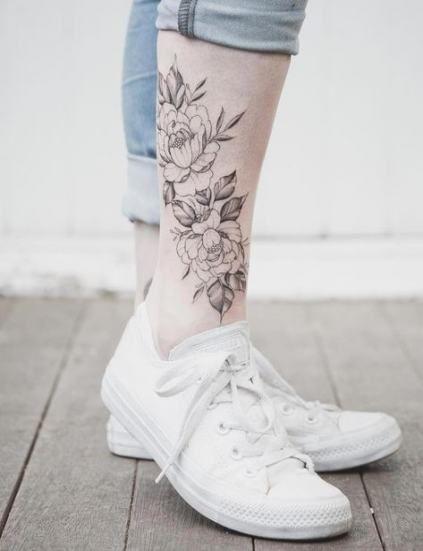 Photo of Best Tattoo Leg Flower Lilies Ideas