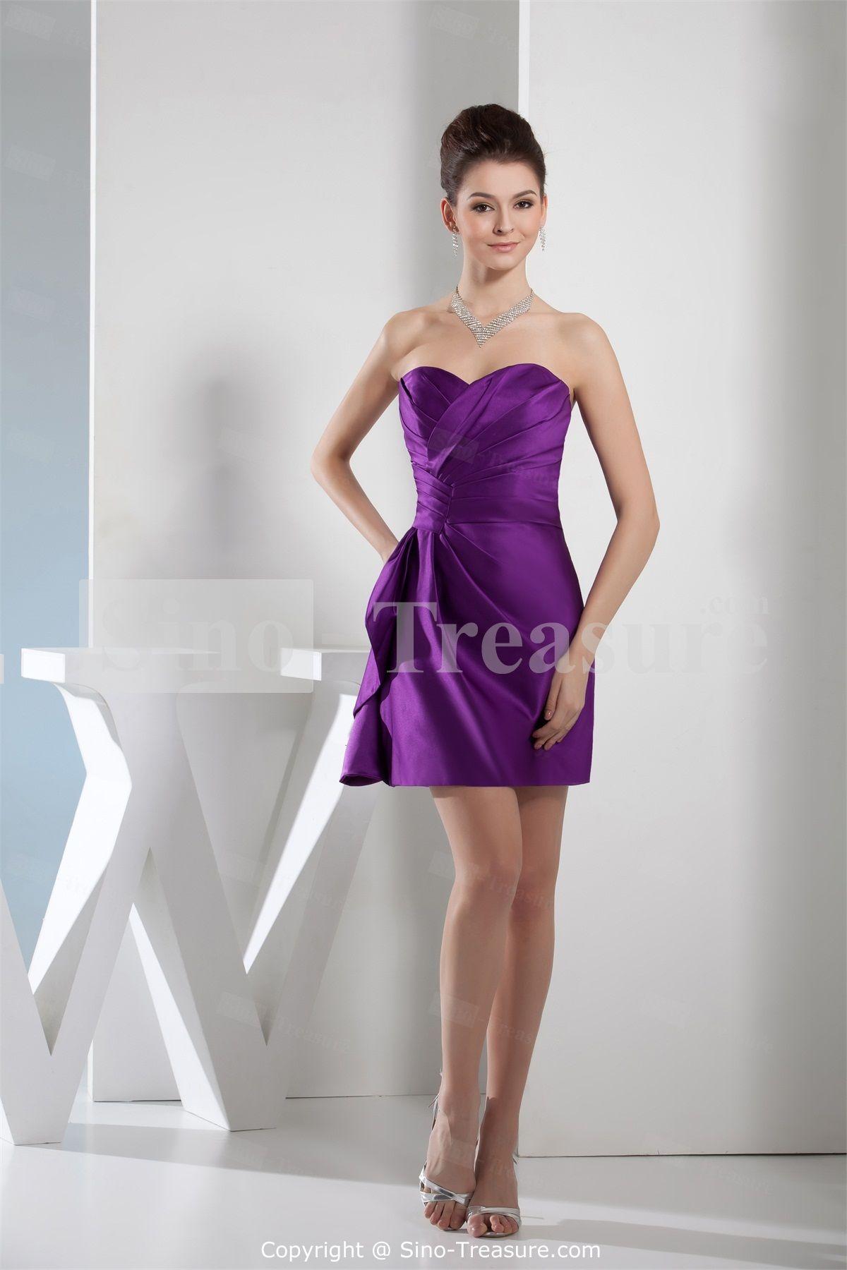 Silky short purple bridesmaid dresses dress images silky short purple bridesmaid dresses ombrellifo Choice Image