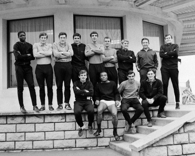 As saint etienne 1968 m moire des verts coupe de france saint tienne et champions - Coupe de france saint etienne ...
