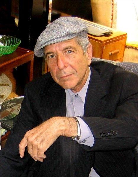 Pin On Leonard Cohen