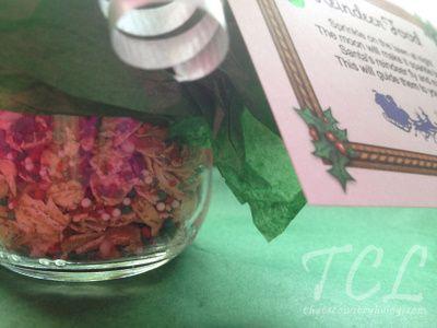 Magical Reindeer Food Recipe + Printable Tag | Mama Cheaps®