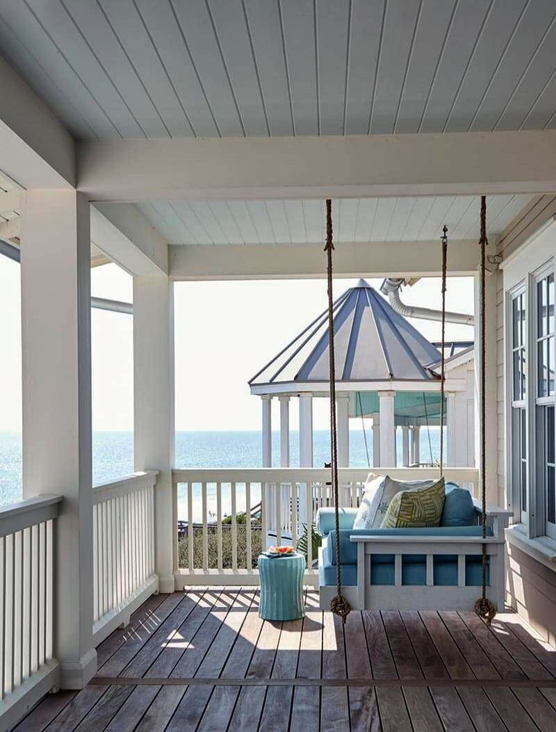 Elegant Home That Abounds With Beach House Decor Ideas: Beach Cottage Decorating Ideas Living Rooms Into Beach House Patio Decorating Ideas. Elegant
