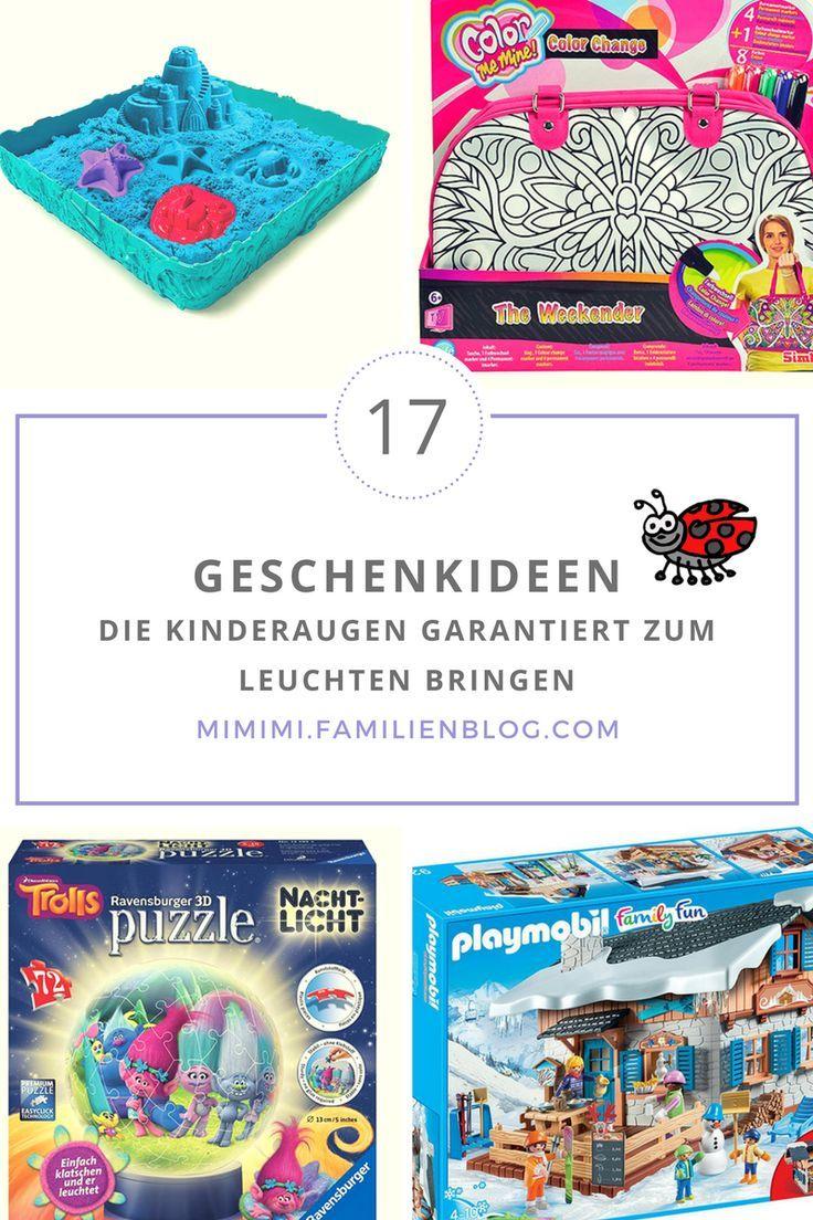 Hier sind 17 Geschenkideen für Kinder, die garantiert euer Kind zum ...