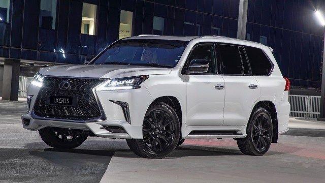 2020 Lexus Lx 570 Hybrid Redesign Price Lexus Lx570 Lexus Suv Cars