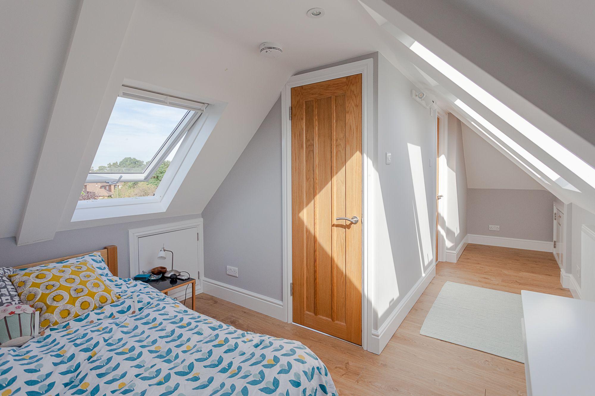 Wohnen  Wohnen, Dachboden-renovierung, Wohnung