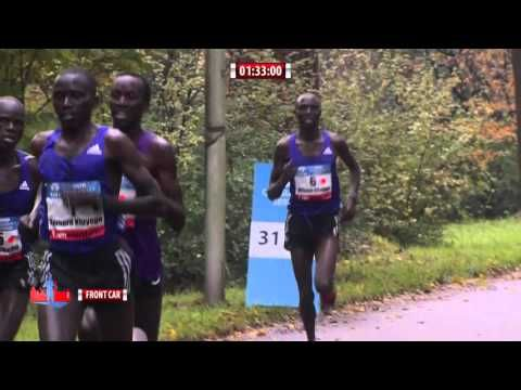 Samenvatting TCS Amsterdam Marathon 2015
