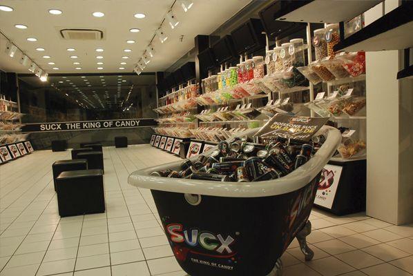 Sucx Galerie Du Magasin De Reims Sucx Reims Magasin Bonbon Candy Tienda De Dulces Tiendas Dulces