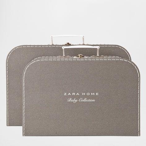 Kit Grijs - Om te organiseren - Decoratie | Zara Home België