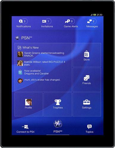 ¡Actualidad! ¿Estás impaciente para que llegue al mercado la aplicación oficial de PlayStation? #aplicacion #PlayStation