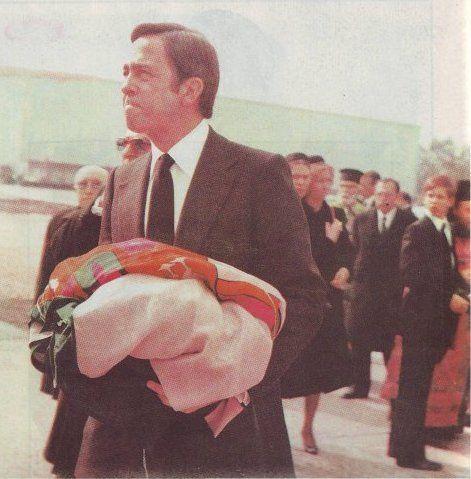Η κηδεία της β.Φρειδερίκης στην Ελλάδα (1981) | by Greek Royalist