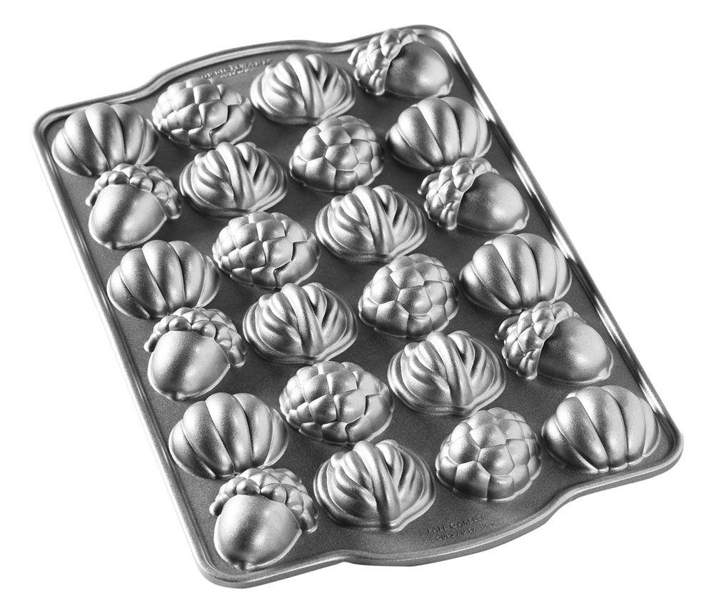 NordicWare Harvest Cakelet Pan Cake pans, Nordic ware