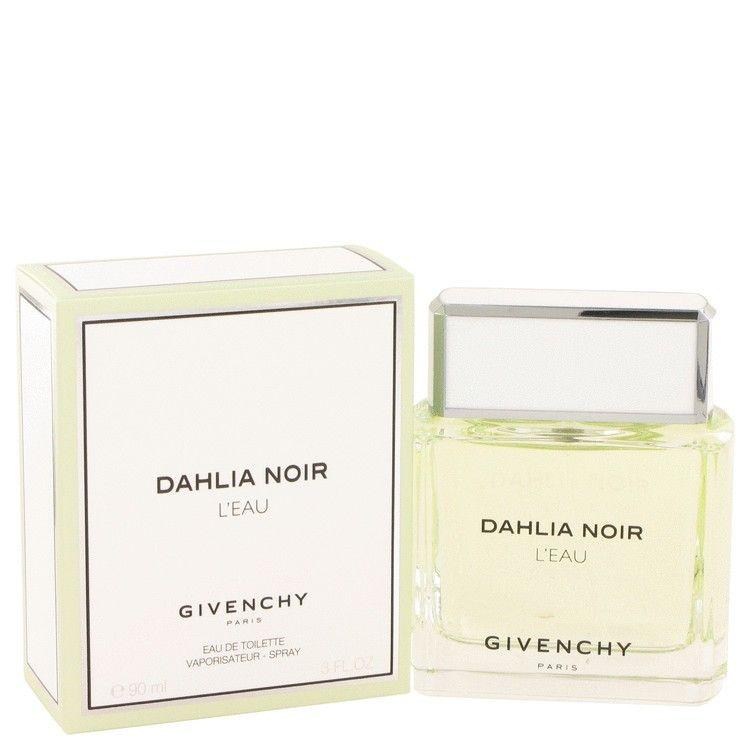 Givenchy Dahlia Noir L'eau By Givenchy Edt Spray 3 Oz