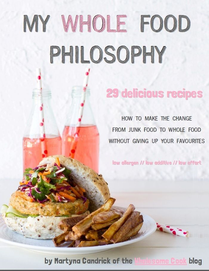 Yay my first e cookbook my whole food philosophy is finally out my whole food philosophy ebook forumfinder Choice Image