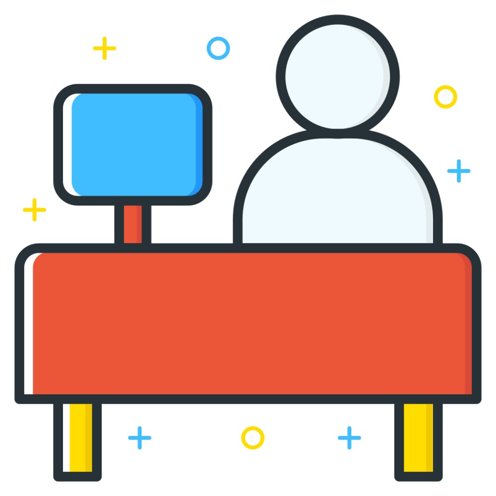 Front Office Icon Job Seeker Iconset Office Icon Job Seeker Front Office