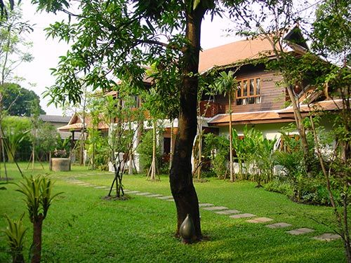 Baan Orapin B, twin superior suite $77/night